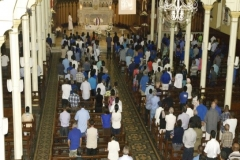 Mass to commemorate 2